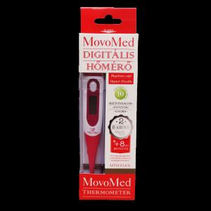 MovoMed digitális lázmérő flexibilis