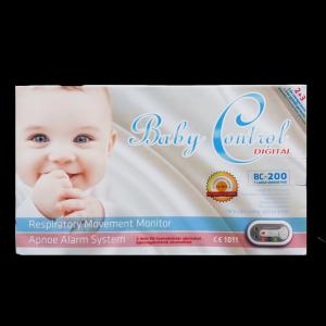 Baby Control légzésfigyelő